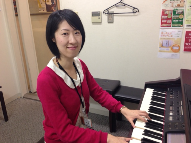 島村楽器水戸マイム店 ピアノインストラクター 大人のピアノ教室