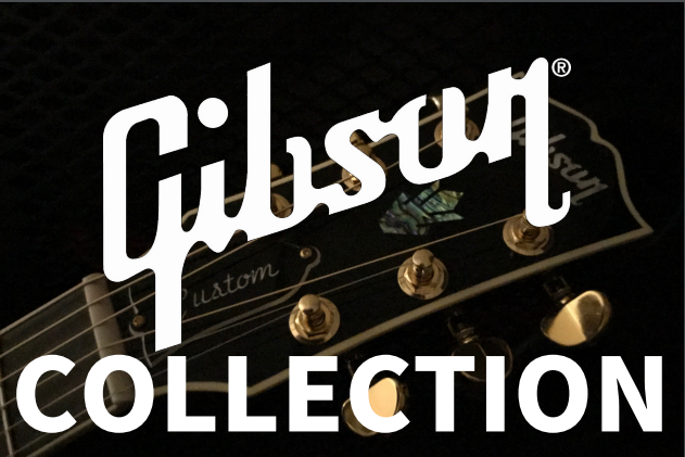 GIBSON ロゴ