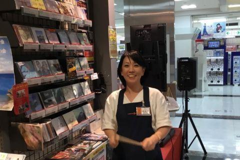 スタッフ写真音楽教室・ライブ「MEET UP」中井川
