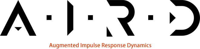 AIRD(Augmented Impulse Resonance Dynamics) ロゴ