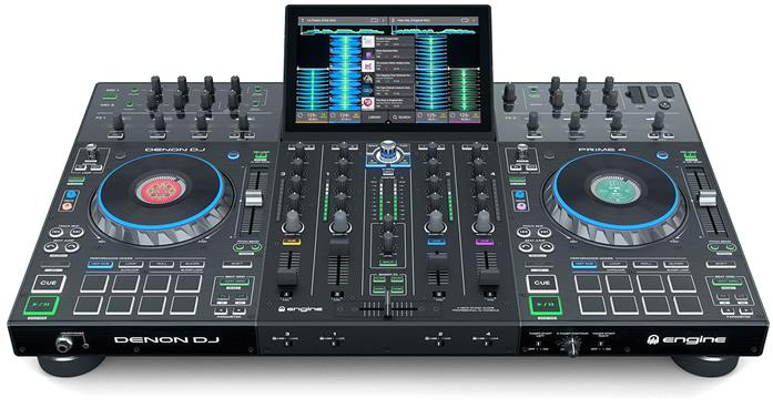 「Denon DJ Prime 4」