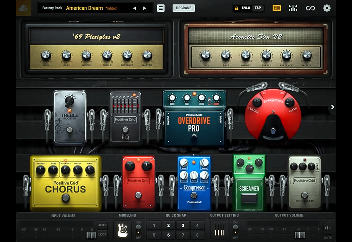 「BIAS FX 2」を使って、作曲,レコーディング,ライブも安心です♪