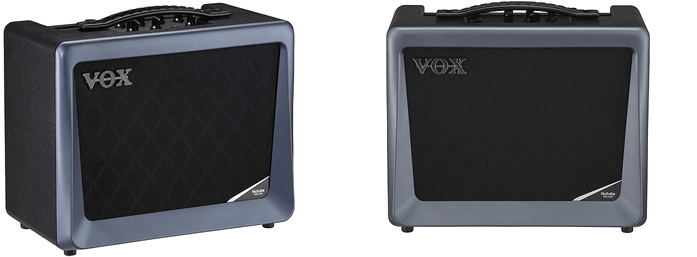 「VOX VX50 GTV」先鋭的な仕様に相応しいクールなデザイン