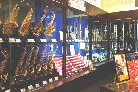 【木管・金管楽器】島村楽器 宮崎店 2019年9月の在庫状況