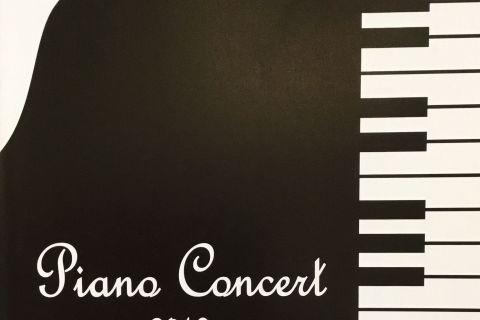 ピアノコンサート2019