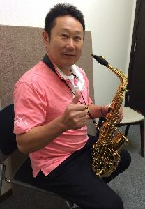 松戸 大人 サックス