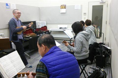 松戸市 ウクレレ教室