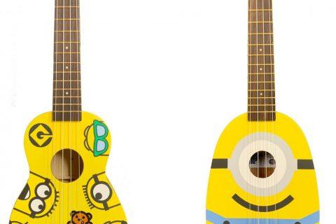 ミニオン ウクレレ 島村楽器 みのり台 松戸市 ウクレレ教室