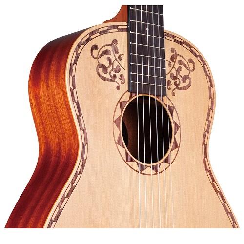 ギター側面