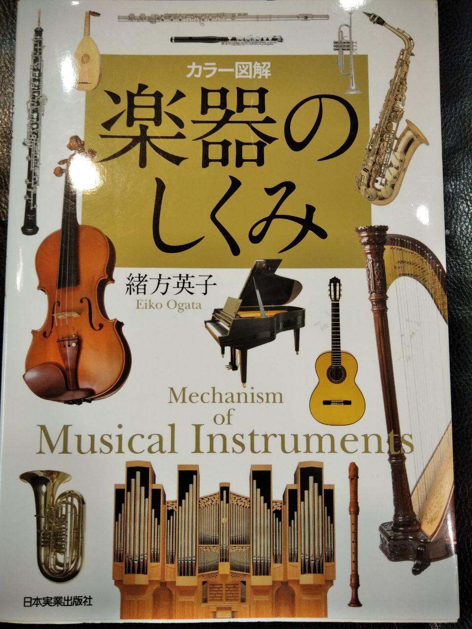 楽器のしくみ