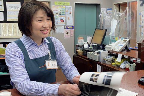 スタッフ写真総括店長吉田