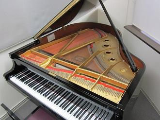 グランドピアノの部屋