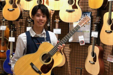 スタッフ写真ギター / ベース / エフェクター 担当大髙