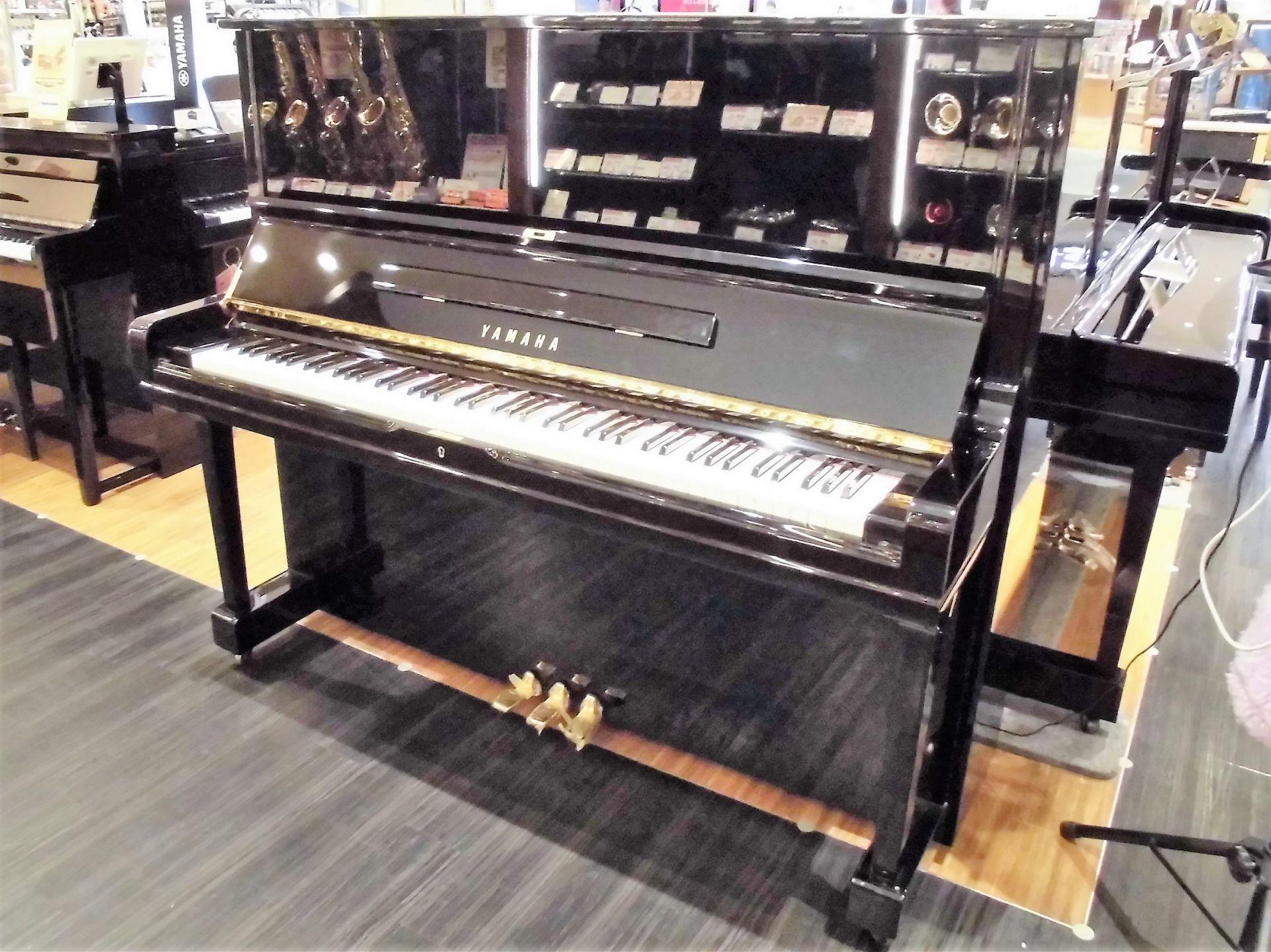 YAMAHA中古アップライトピアノ U3H(OH) 島村楽器イオンモール長久手店