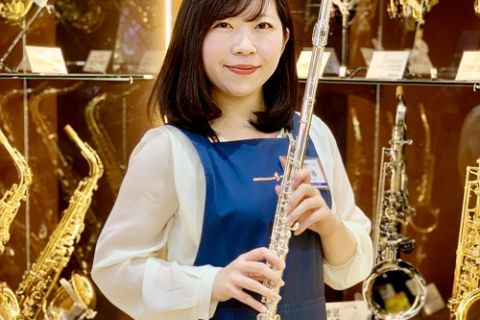スタッフ写真管楽器・ピアノ加藤