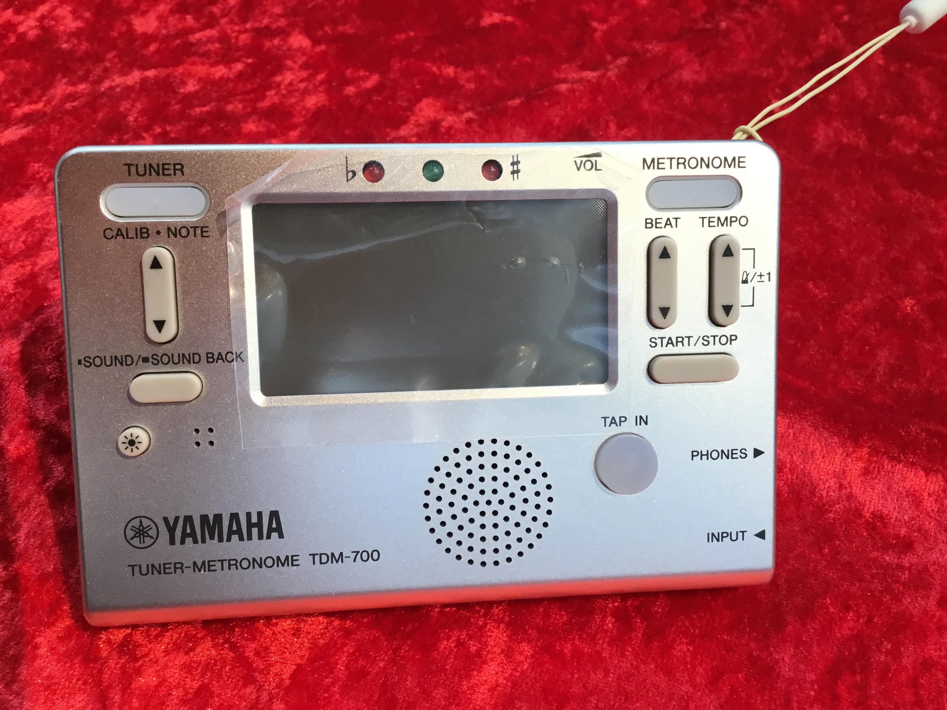 ヤマハ TDM-700