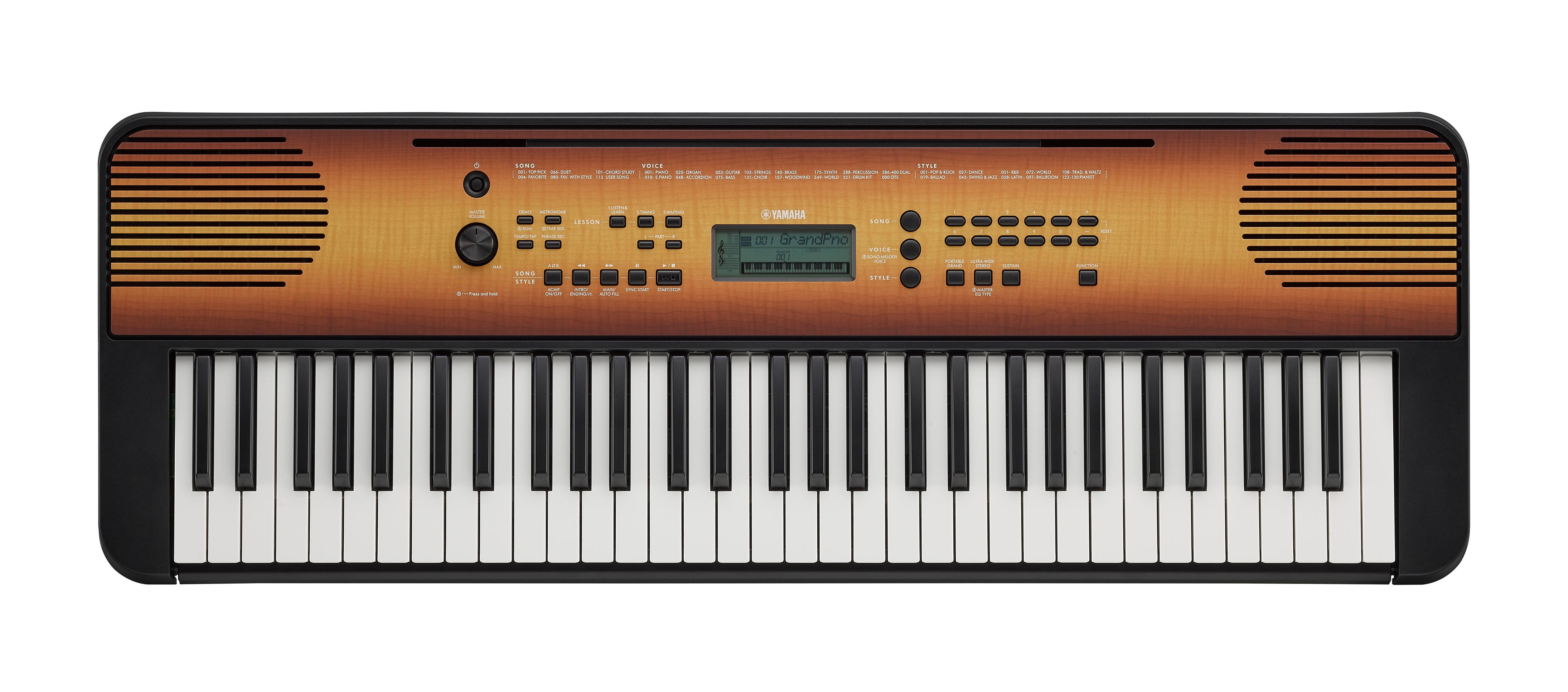 ヤマハPSR-E360 キーボード