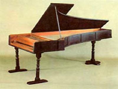 クリストフォリのピアノ