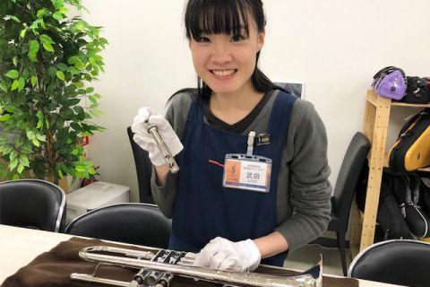 スタッフ写真管楽器テクニカルアドバイザー武田