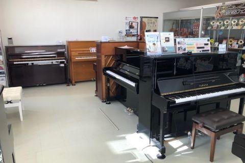 ピアノフェア様子