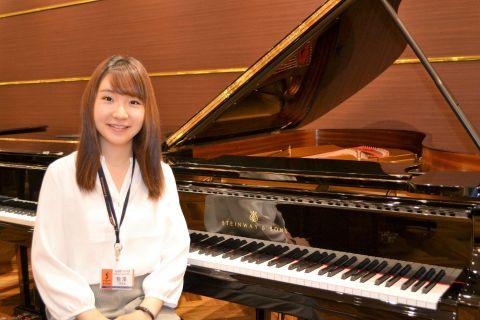 スタッフ写真ピアノインストラクター(音楽教室)熊澤