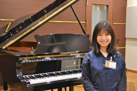 スタッフ写真電子ピアノ・キーボード上村