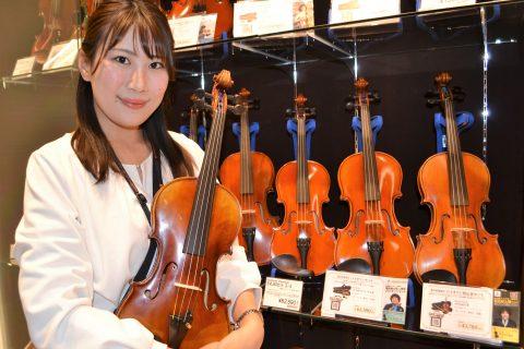 スタッフ写真ヴァイオリンインストラクター(音楽教室)筧