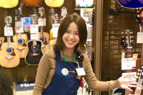 スタッフ写真ギター・ピアノアドバイザー田中
