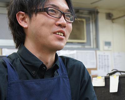 スタッフ写真リペア清藤