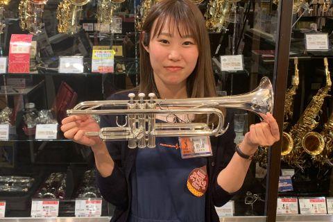スタッフ写真音楽教室、金管楽器熊澤