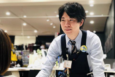 スタッフ写真店長福山 響