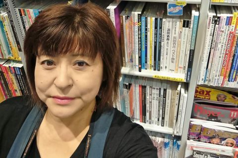 スタッフ写真楽譜・ファンシー小物吉田