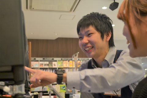 スタッフ写真ギターアクセサリ・ デジタル機器伊藤 悠賀