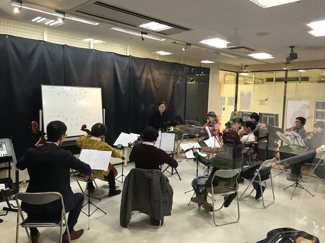 奈良 島村弦楽合奏団