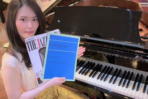 スタッフ写真ピアノインストラクター 好きなアーティスト:BABYMETAL、The Band Apart長岡