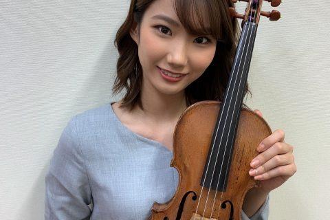 スタッフ写真バイオリンインストラクター 好きなアーティスト:Kygo、Martin Garrix池田