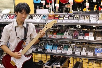 ギターアドバイザー 鴇田