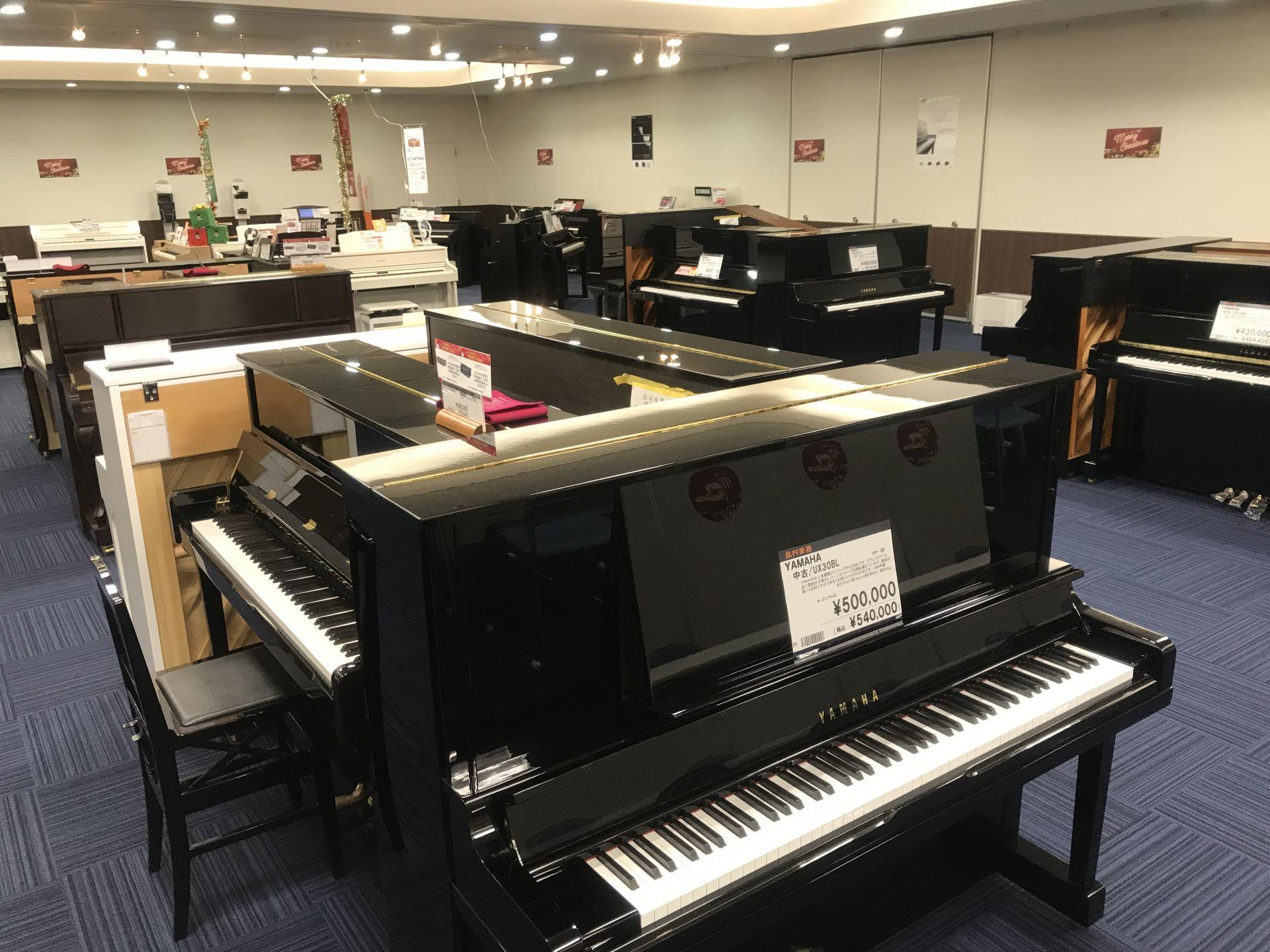 ピアノ催事