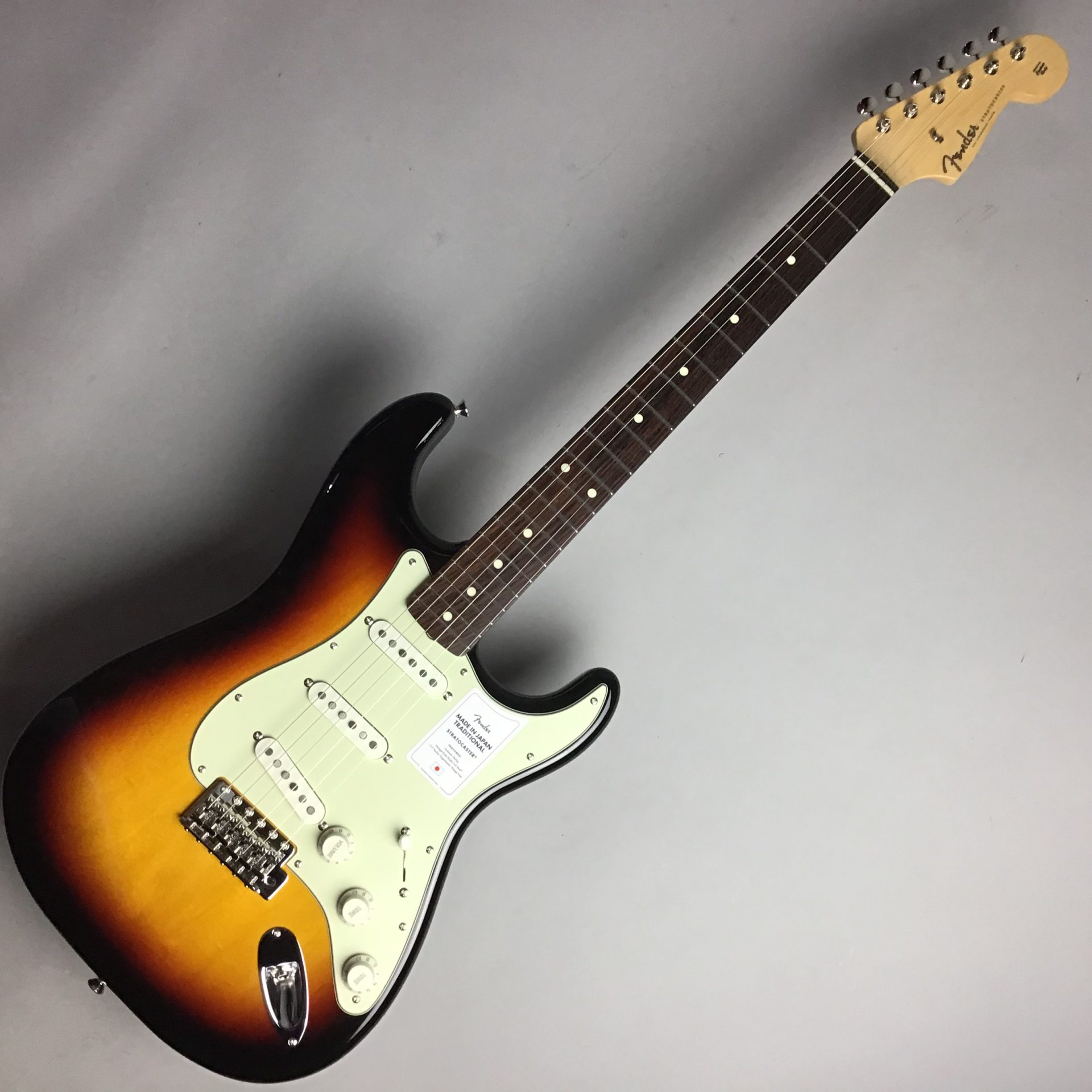 MADE IN JAPAN TRADITIONAL 60S STRATOCASTER/ 3TSB