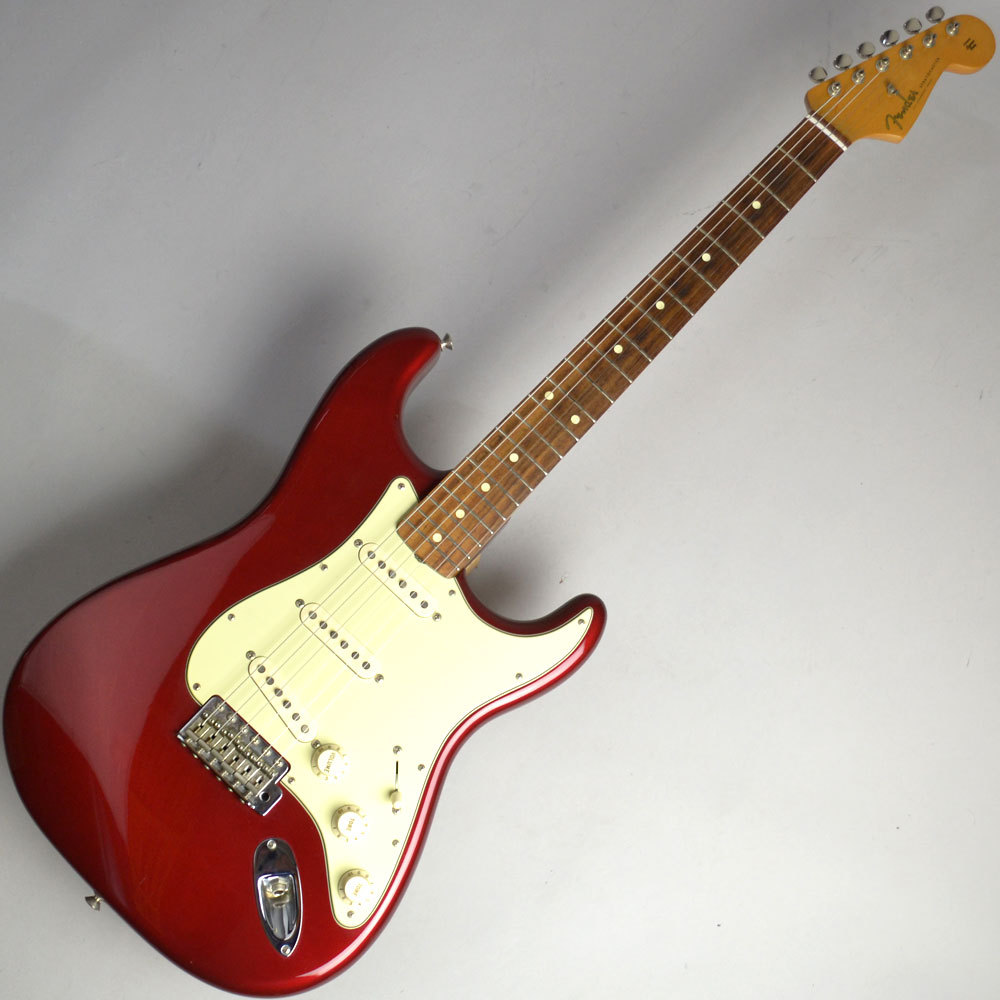 FENDER Classic Series '60s Stratocaster/Candy Apple Red