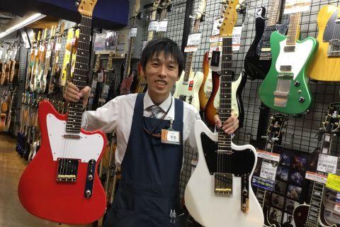 スタッフ写真エレキギター、DJ、電子ピアノ担当倉島 正彦