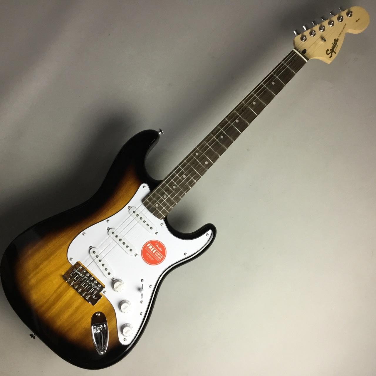 Squier by Fender AFFINITY SERIES STRATOCASTER /Brown Sunburst