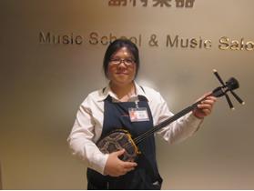 スタッフ写真音楽教室杤谷
