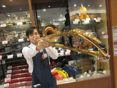 スタッフ写真管楽器・電子ドラム入江