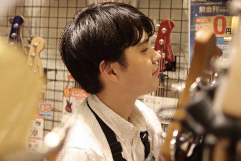 スタッフ写真ギター、ベース、デジタル太田 康介