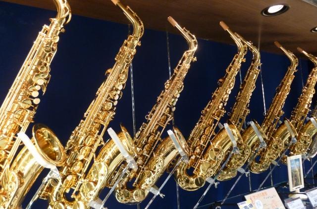 管楽器 展示モデル紹介