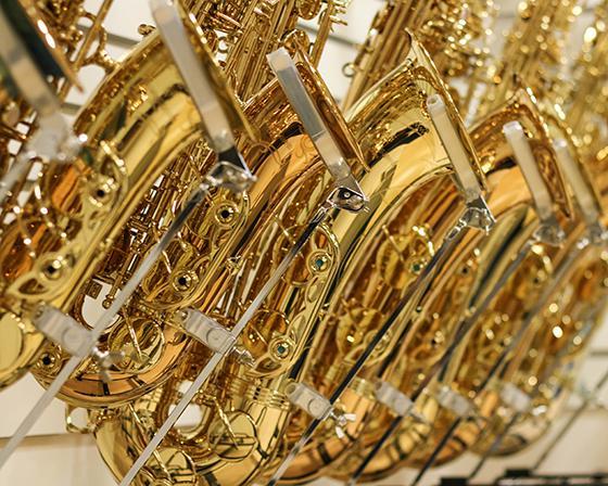 岡山店 管楽器