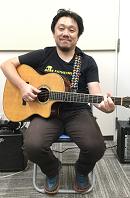 岡山 島村楽器 ギター教室