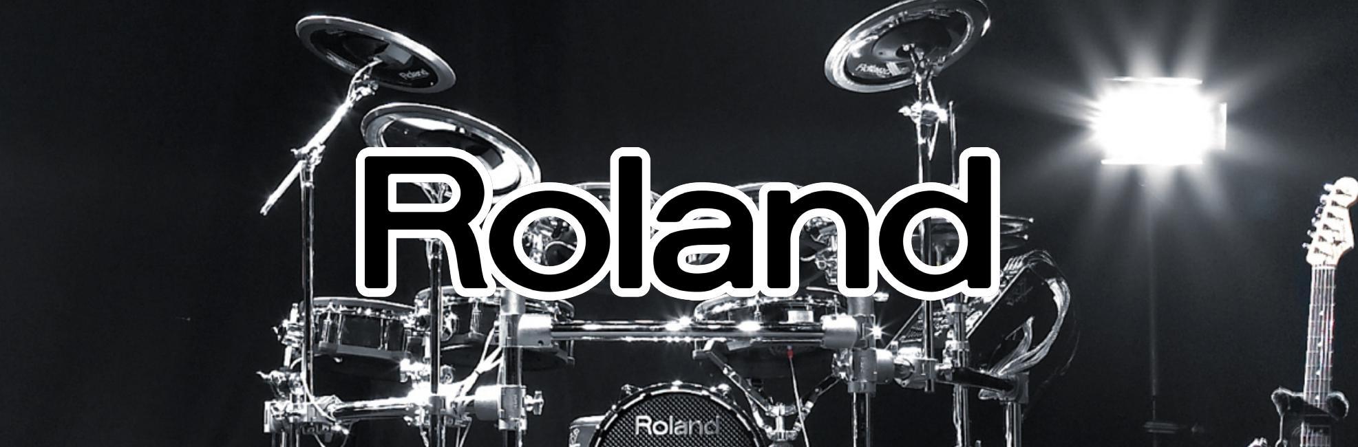 Roland 展示電子ドラム