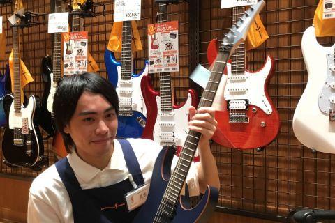 スタッフ写真ギター弦、ベース弦具志